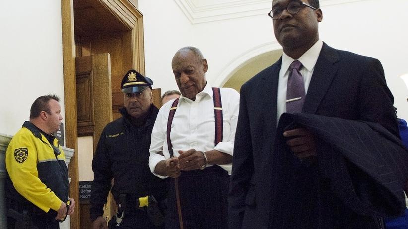 USA. Bill Cosby idzie do więzienia. Komik spędzi w więzieniu co najmniej 3 lata