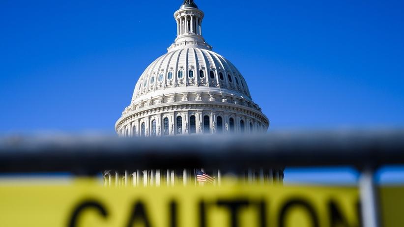 USA. Częściowe zawieszenie budżetu przez spór z Trumpem. Government shutdown