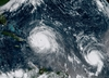 Irma znowu huraganem kategorii 5