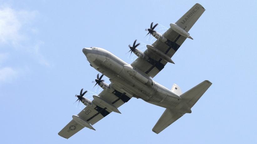 Katastrofa samolotu wojskowego w USA. Co najmniej 5 osób nie żyje