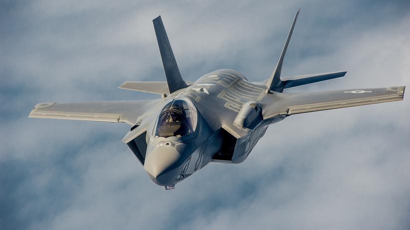 USA. Katastrofa supermyśliwca F-35B w Karolinie Południowej