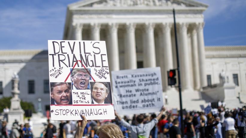 USA. Kavanaugh w sobotę może zostać wybrany do Sądu Najwyższego