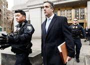 USA. Michael Cohen, były prawnik Donalda Trumpa, został skazany na 3 lata więzienia