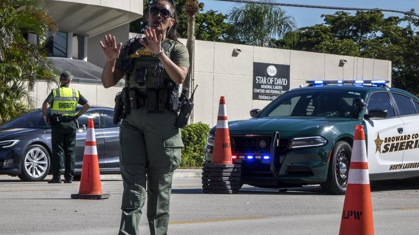 Strzelanina na Florydzie. FBI lekceważyło doniesienia o 19-latku [NOWE FAKTY]