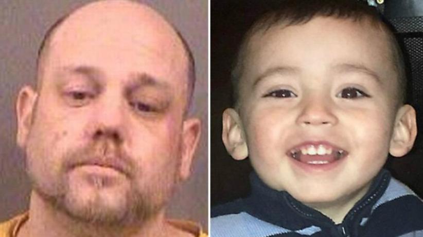 """Ojczym torturował i zabił trzylatka. """"Mój syn został zamordowany przez potwory"""""""