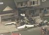 USA. Pilot po rodzinnej kłótni rozbił samolot o dom swojej żony