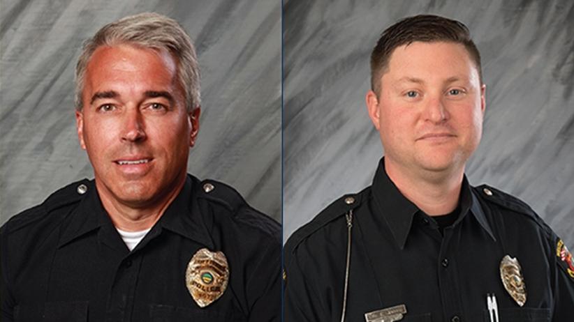 """Tragiczna śmierć dwóch policjantów. """"Zostali przywitani kulami"""""""