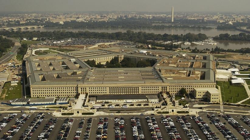 USA. Przesyłki z rycyną znalezione w Pentagonie