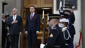 USA. Spotkanie szefa MON Mariusza Błaszczaka z Jamesem Mattisem