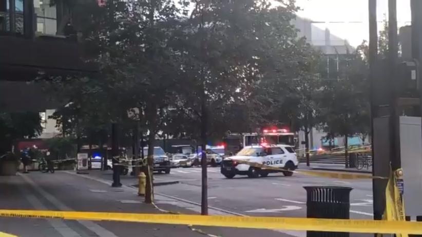 Strzelanina w centrum Cincinnati. Co najmniej 4 zabitych