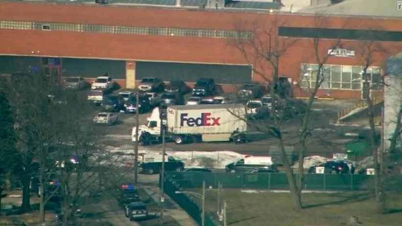 Strzelanina w Illinois. Co najmniej jedna ofiara, wielu rannych - podają media