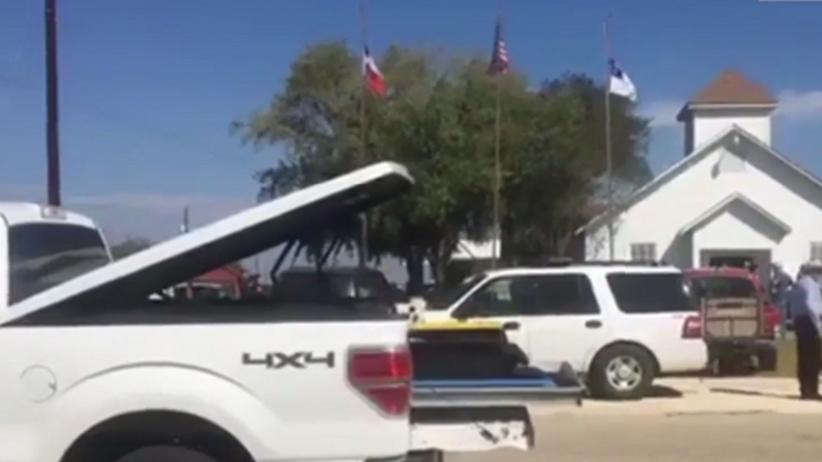 Strzelanina w Teksasie. Napastnik wszedł do kościoła i otworzył ogień