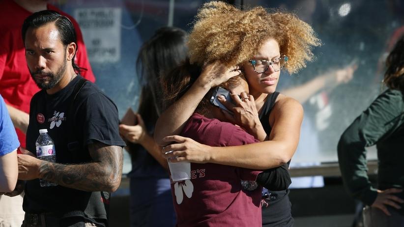 USA. Strzelanina w Los Angeles. Jedna kobieta nie żyje
