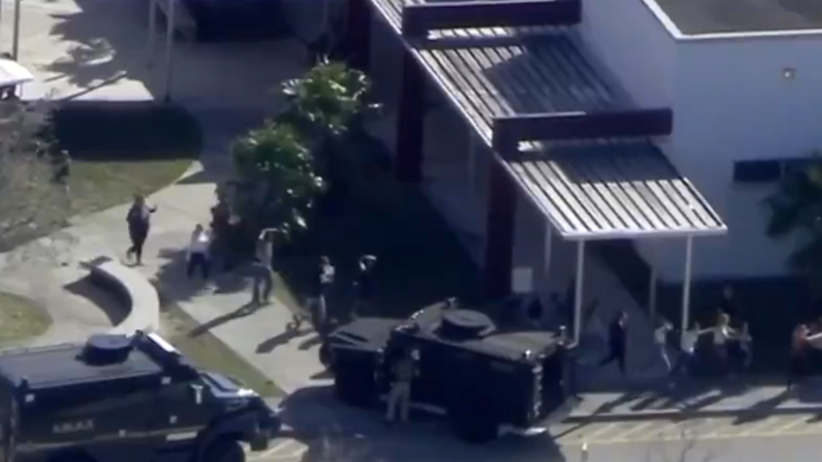 Strzelanina w szkole na Florydzie. Policja zatrzymała napastnika