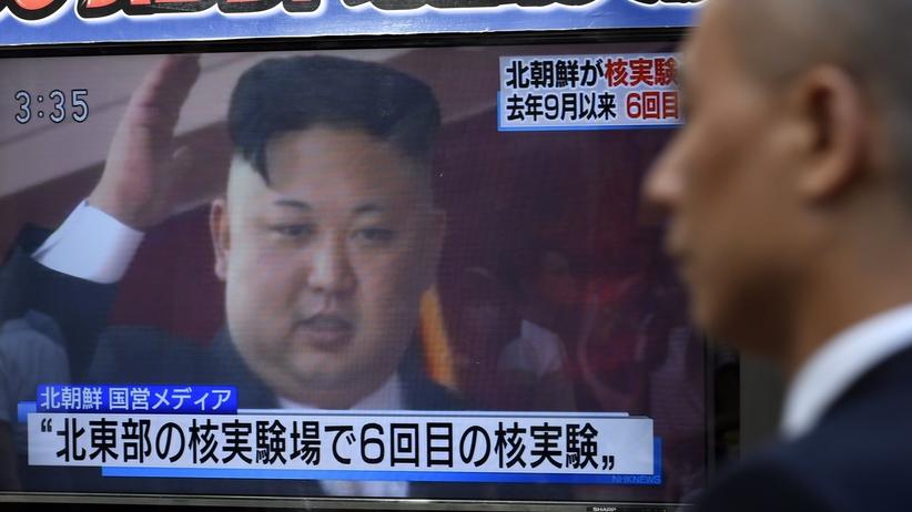Gorąca sytuacja wokół Korei Płn. USA rozważa opcję militarną