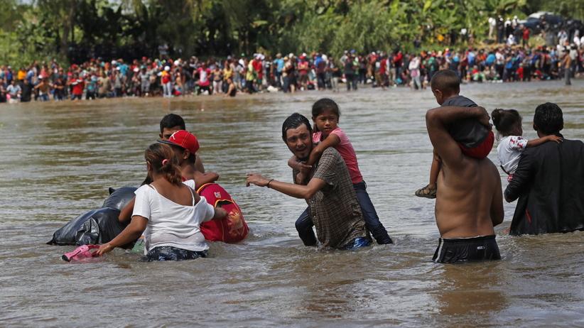 USA. Trump wysłał 5 tys. żołnierzy dla ochrony granic przed imigrantami