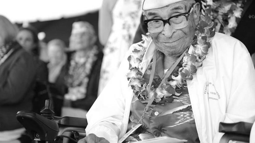 USA. Zmarł Ray Chavez, ostatni żyjący uczestnik ataku na Pearl Harbor