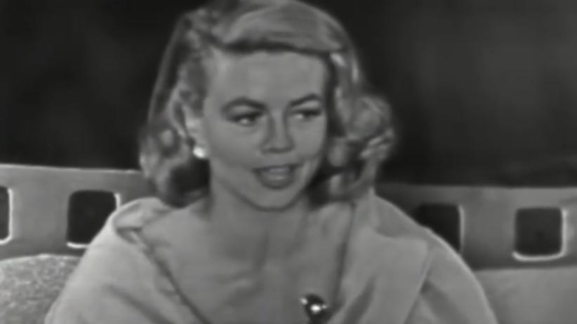 Zmarła aktorka, laureatka Oscara Dorothy Malone