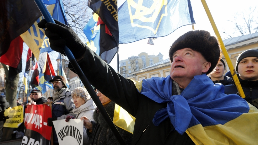Ustawa o IPN: Ukraińskie media ostro o decyzji Andrzeja Dudy