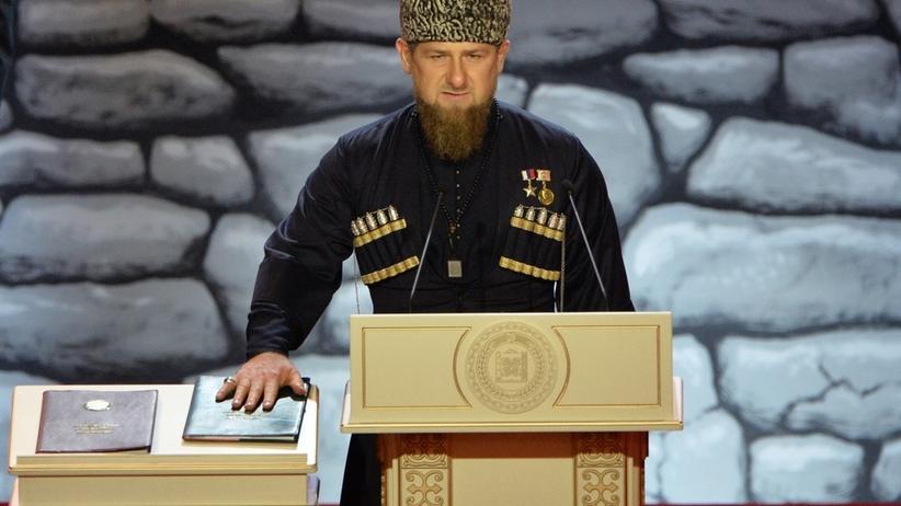 Ramzan Kadyrow popiera ustawę o IPN