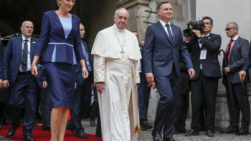 W poniedziałek Andrzej Duda spotka się z papieżem Franciszkiem