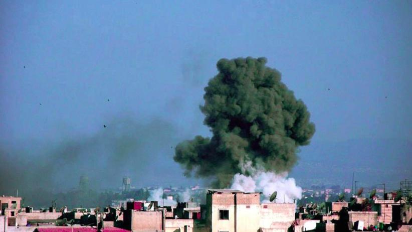 W Syrii rozpoczęła siębitwa o stolicę Państwa Islamskiego Ar-Rakkę