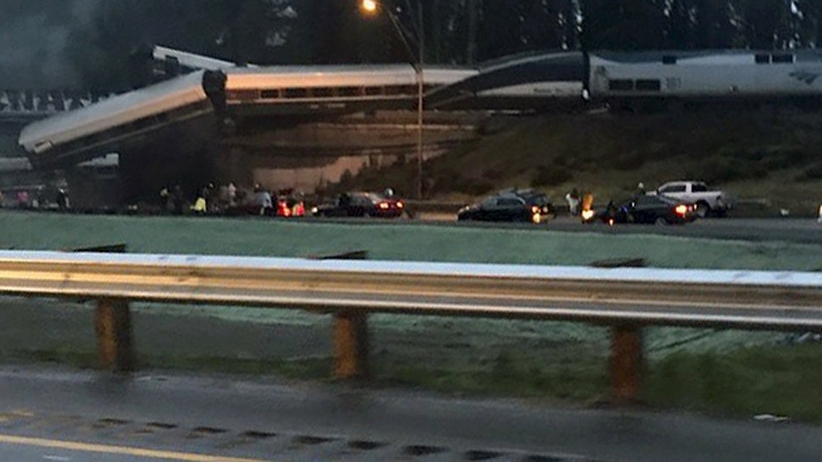 W USA zderzyły się dwa pociągi. 2 osoby nie żyją, 70 jest rannych