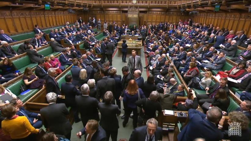 Kolejna porażka Theresy May. Parlament odrzucił uchwałę ws. brexitu