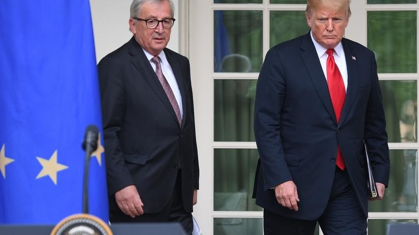 Waszyngton. Wizyta Jean-Claude Junckera w Białym Domu