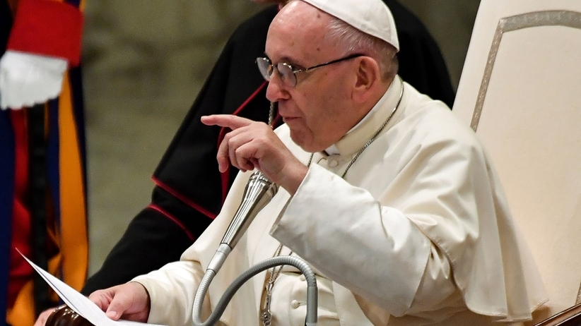 Waktykan. Franciszek zmienił nauczanie Kościoła w sprawie kary śmierci