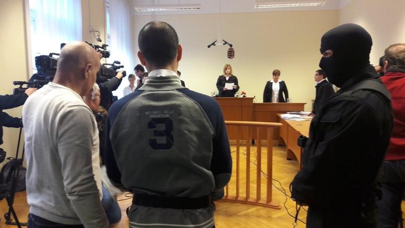 Jest wyrok dla Syryjczyka, który nielegalnie przekroczył granicę Węgier