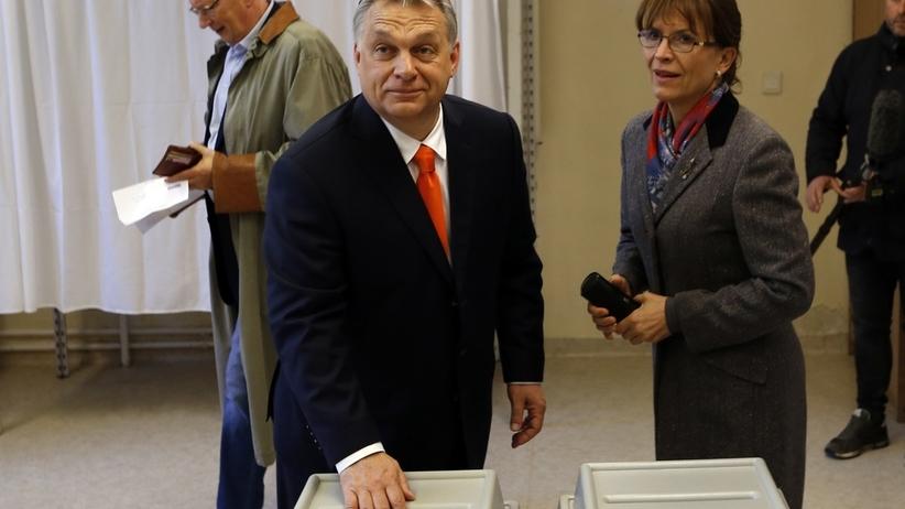Partia Viktora Orbana na czele - są pierwsze wyniki wyborów na Węgrzech