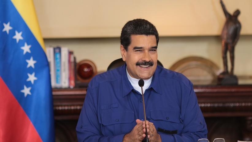 Kryzys w Wenezueli. Trump ostrzega Maduro przed zmianą konstytucji