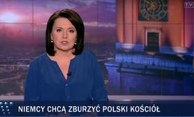 Wiadomości: Niemcy chcą zburzyć polski kościół. Episkopat odpowiada na zarzuty