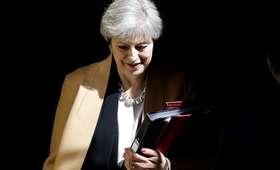 Wielka Brytania: Premier May spotkała się z Junckerem i Barnierem