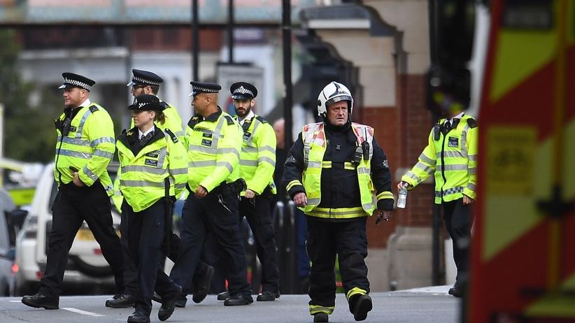 Zamach w Londynie. Służby aresztowały 21-letniego mężczyznę