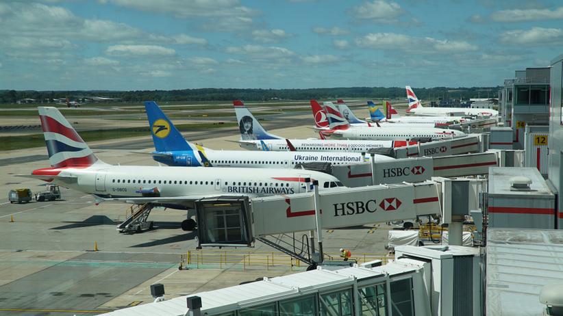 Wielka Brytania. Lotnisko Gatwick w Londynie zostało zamknięte. Powodem drony nad pasem startowym
