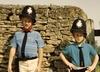 Księżna Diana, kilkuletni William i Harry. Zobacz niepublikowane zdjęcia [GALERIA]