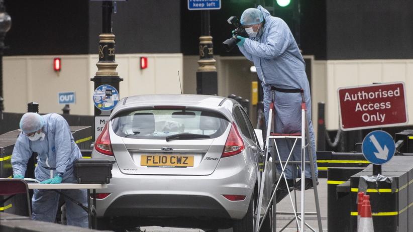 Wielka Brytania. Policja zidentyfikowała sprawcę zamachu w Londynie