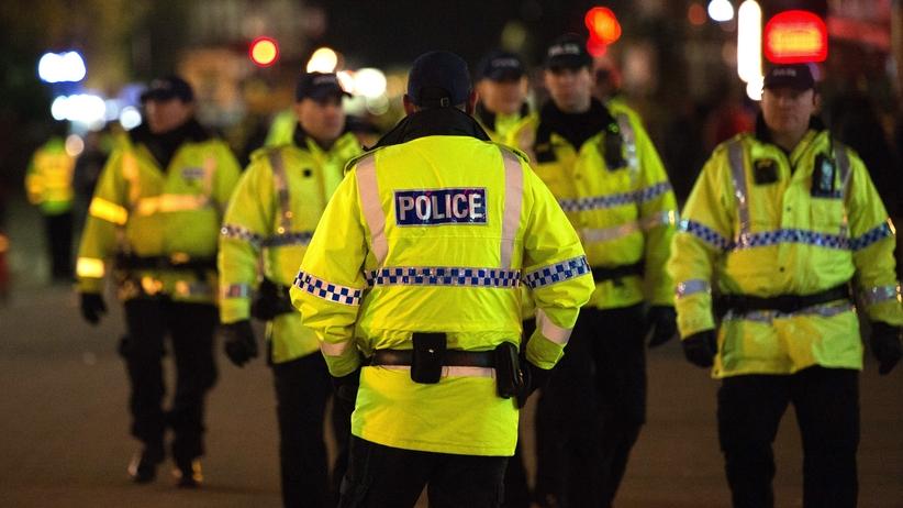 Brytyjska policja złapała polskiego więźnia