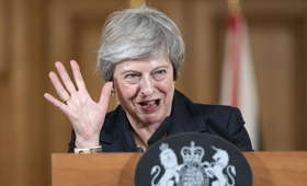 Wielka Brytania. Premier Theresa May konsekwentnie broni umowy w sprawie brexitu