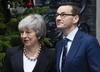Wielka Brytania. Spotkania premiera Mateusza Morawieckiego z szefową brytyjskiego rządu Theresą May