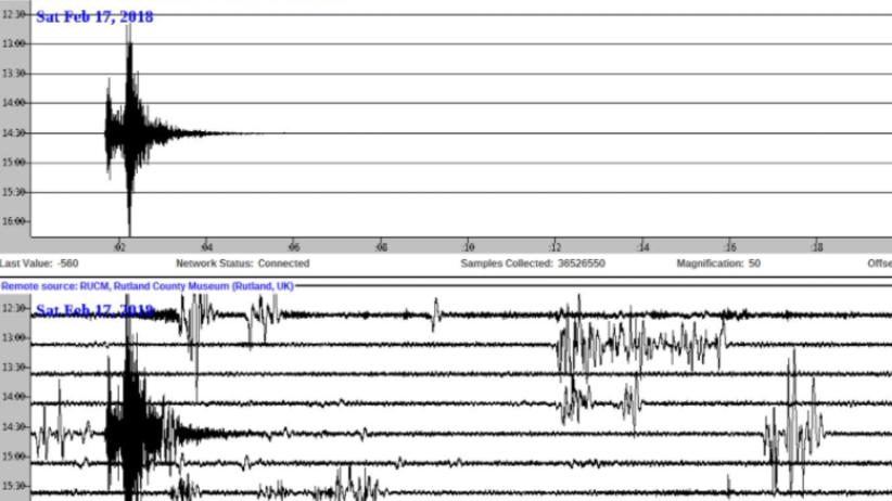 Trzęsienie ziemi na Wyspach. Ewakuowano uniwersytet