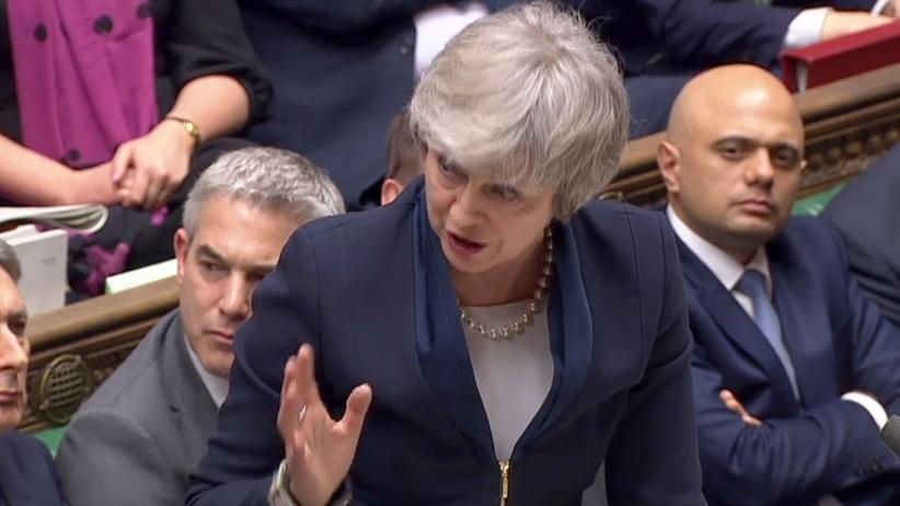 Wniosek o wotum nieufności dla rządu May
