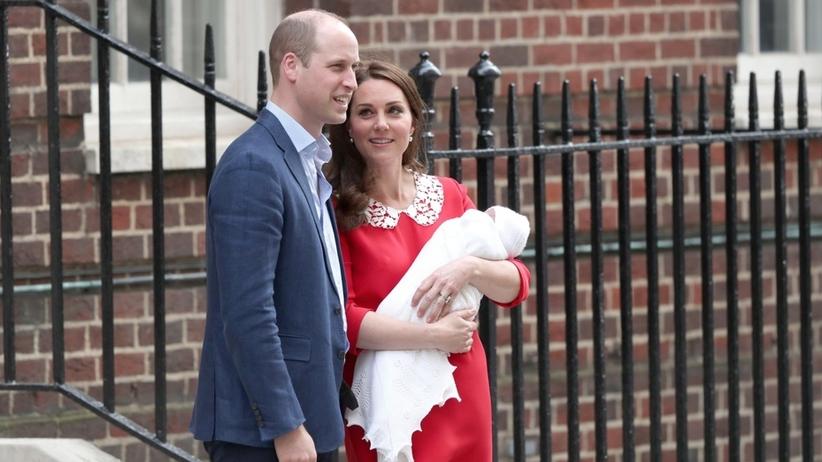 William, Kate, Louis
