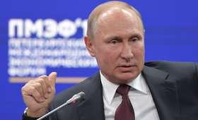 Władimir Putin nie będzie ubiegał się o trzecią z rzędu kadencję