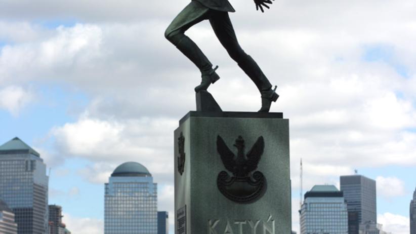Władze Jersey City chcą przenieść Pomnik Katyński. Reaguje prezes IPN