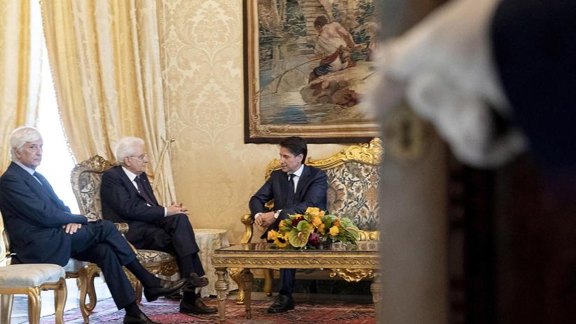 Włochy: Giuseppe Conte zrezygnował z tworzenia rządu