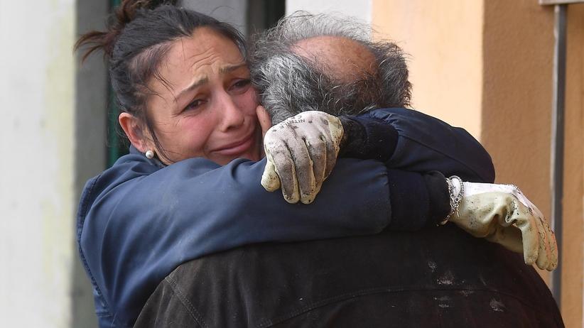 Włochy: tragiczne skutki ulew i wichur. 12 osób nie żyje [ZDJĘCIA]