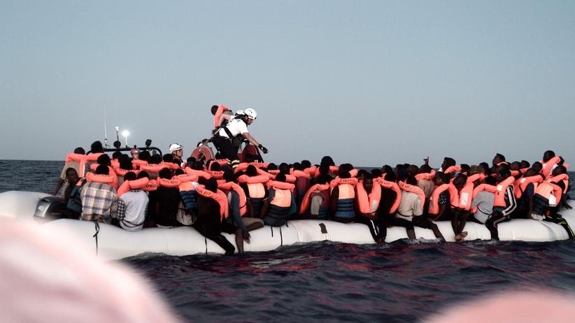 Włochy: mniej migrantów z Afryki. Zasługa rządu?